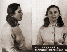 Nuotraukos iš Nijolės Sadūnaitės baudžiamosios bylos